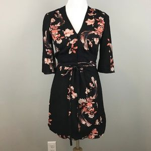 Free People Urban Outfitters Sheath Dress Floral 0